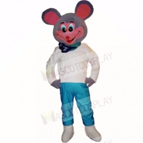 Smiling Sport Lightweight Mouse Mascot Costumes Cartoon