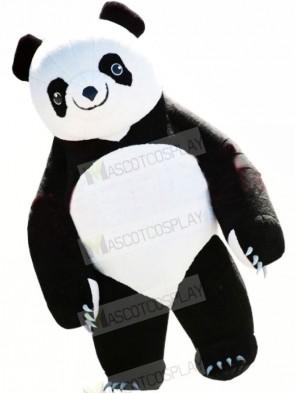 Lightweight Cute Panda Mascot Costumes Cartoon