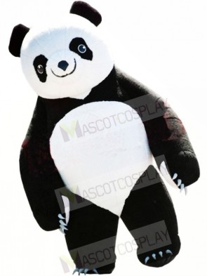 Cute Lightweight Panda Mascot Costumes