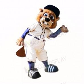 Sport Lightweight Beaver Mascot Costumes Adult