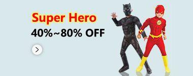 Cosplay Superhero Halloween Costume